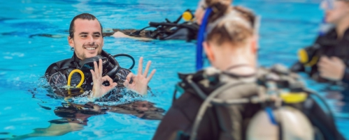 career development program scuba
